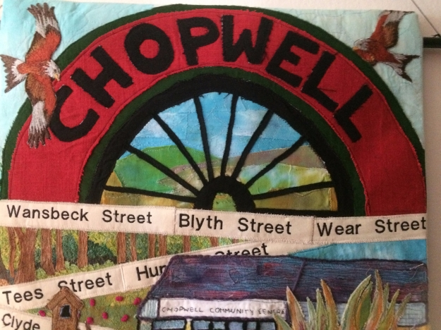 Chopwell Banner